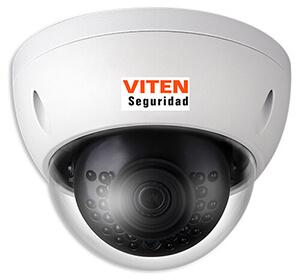 Cámaras IP seguridad movimiento y zoom