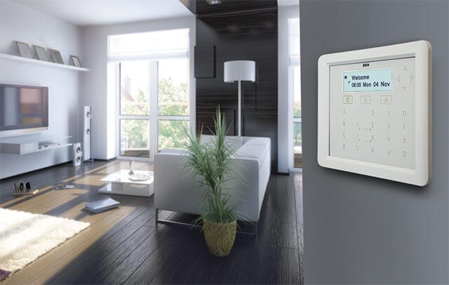 sistema alarmas hogar