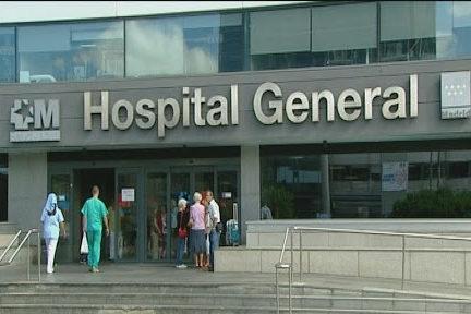 vigilancia centros hospitalarios